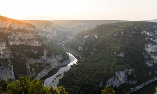Que voir dans les Gorges de l'Ardèche ?