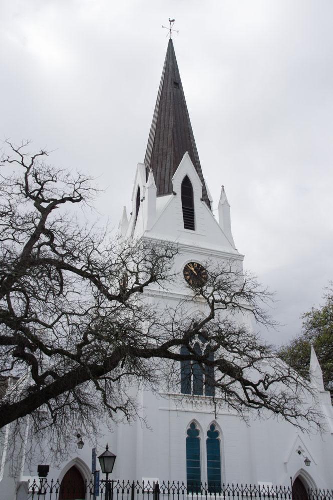 l'Eglise de Stellenbosch