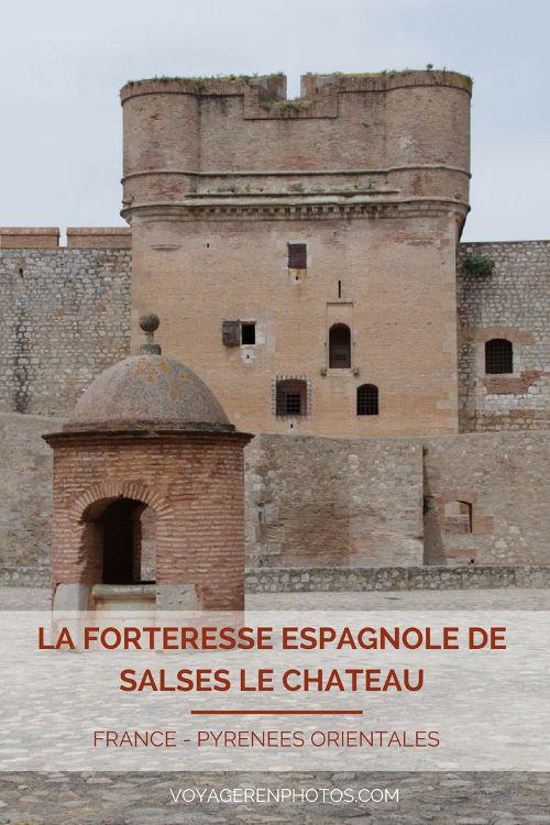 Visite de la Forteresse de Salses le Chateau, à vingt minutes de route de Perpignan