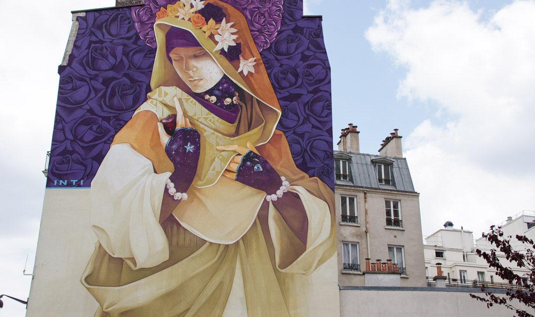 Balade Street Art 13 à Paris