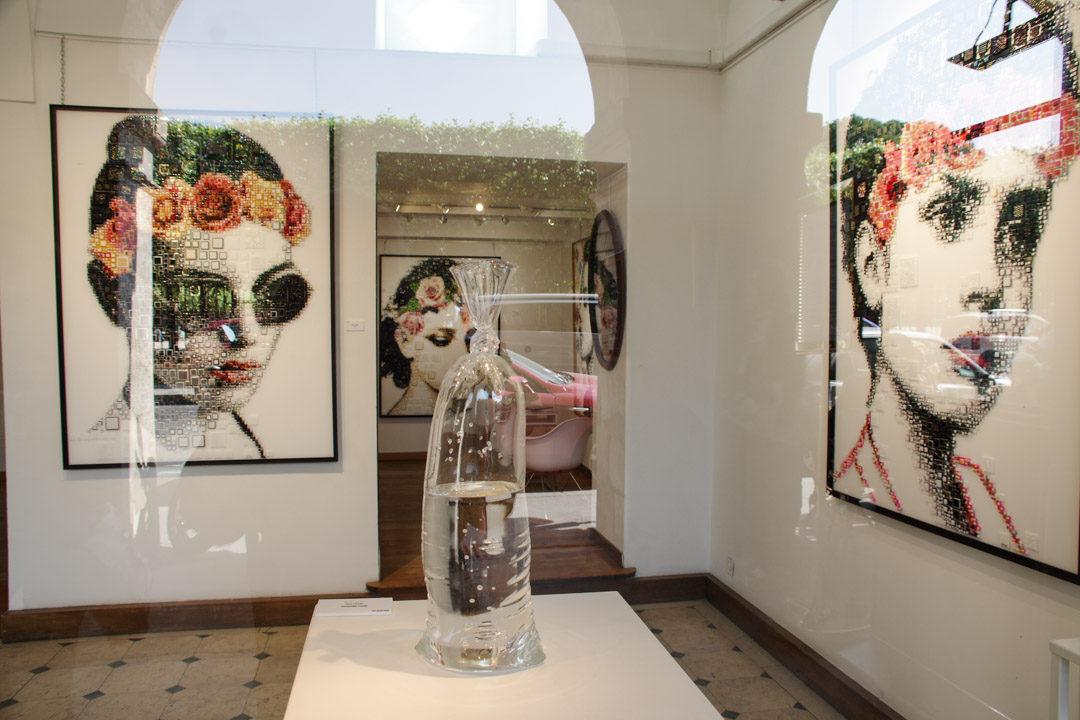 Gallerie d'Art - Place des Vosges