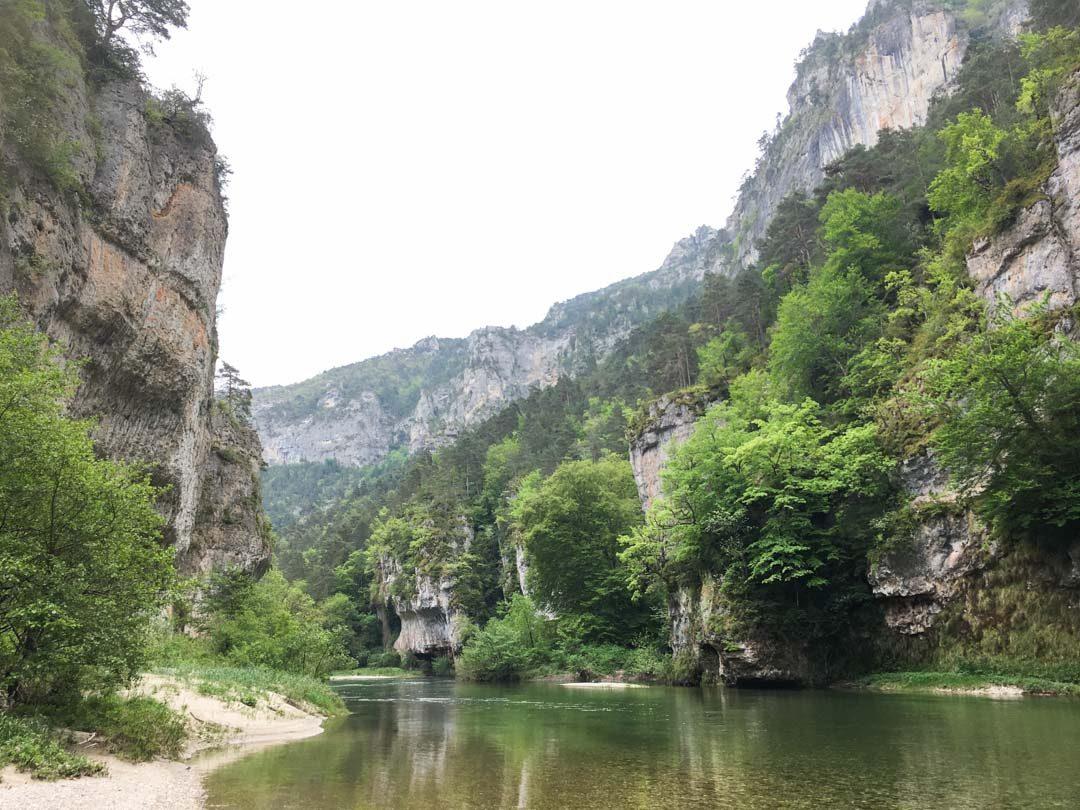 les Gorges du Tarn en Lozère