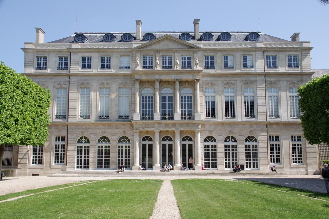 Hotel de Soubise dans le Marais