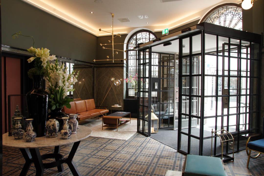 Lobby - Hotel Indigo - La Haye