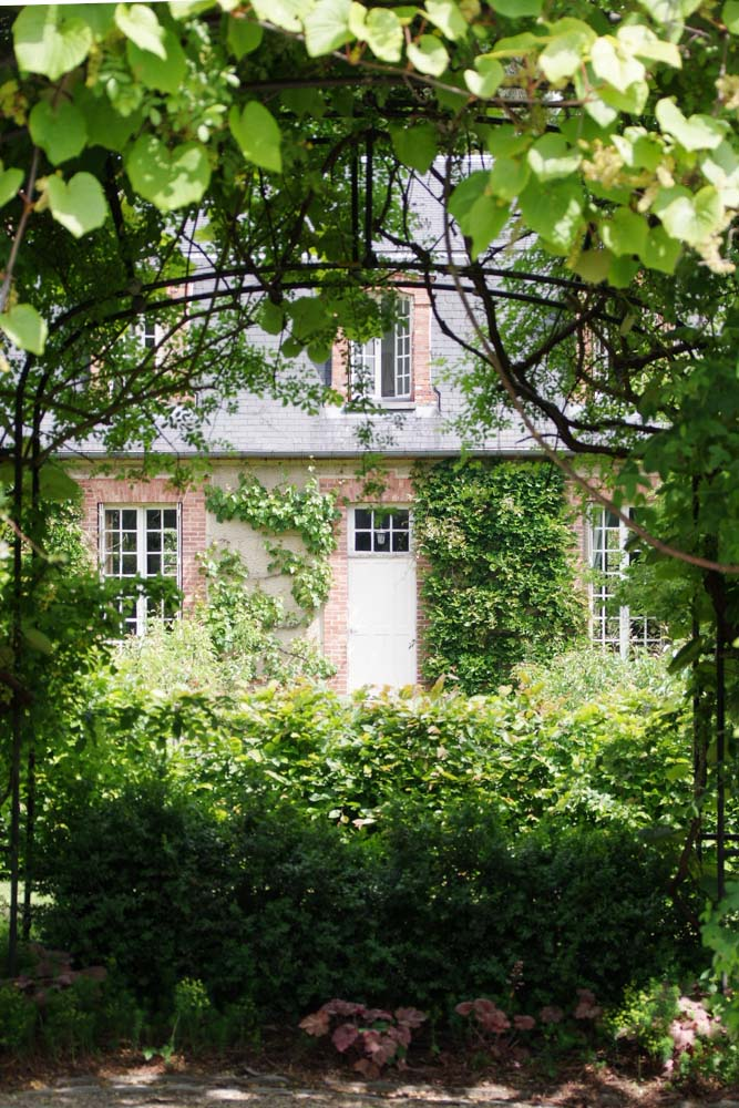 Jardin des Princes - Chateau de Breteuil