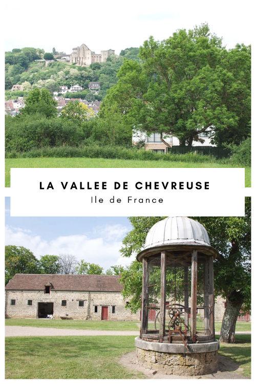 Une journée dans la Vallée de Chevreuse : Chateau de Breteuil à l'Abbaye de Port Royal des Champs