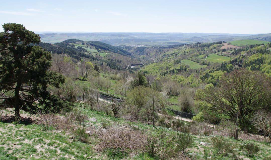 La Lozère côté Margeride