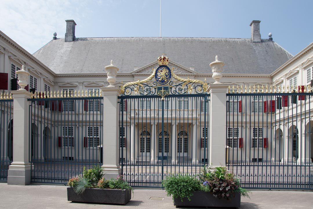 Le Palais Royal des Pays Bas à La Haye