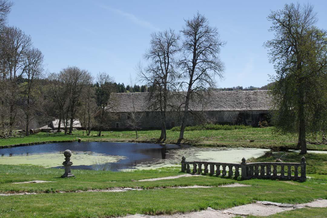 Parc du Château de la Baume