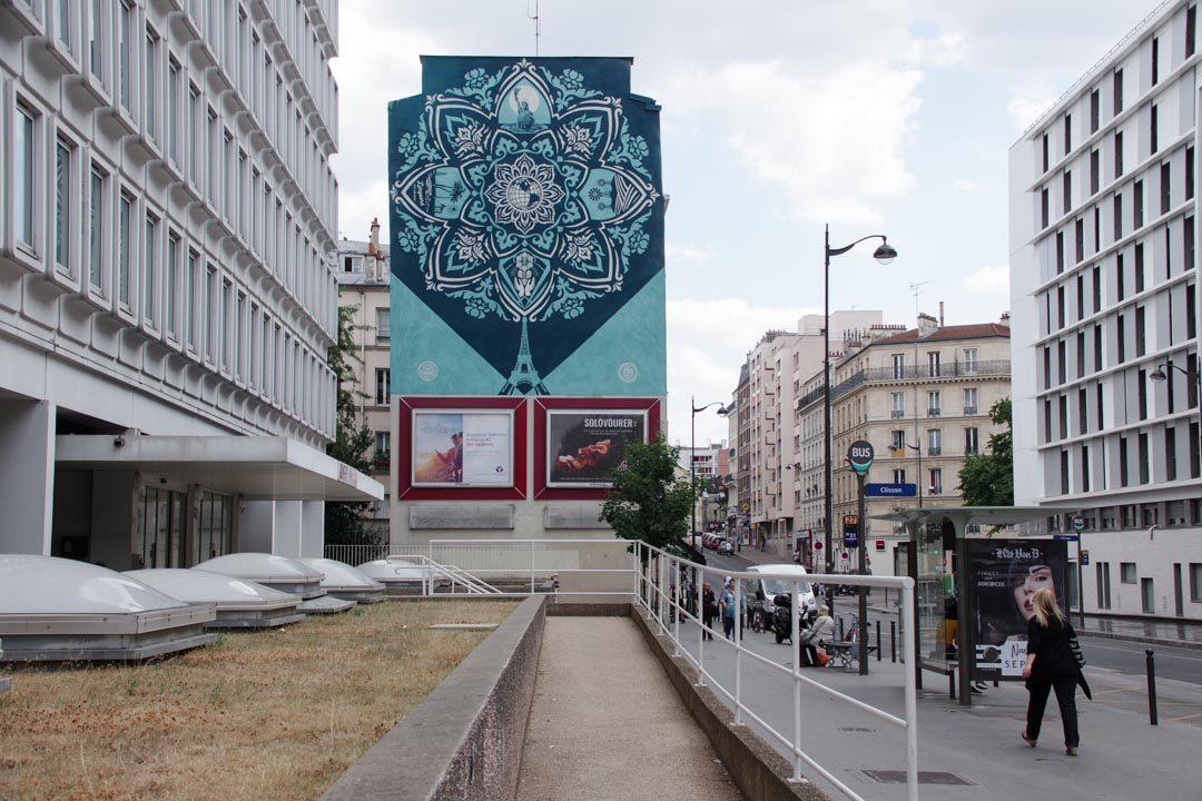 Balade Street Art 13 - Rue Jeanne d'Arc