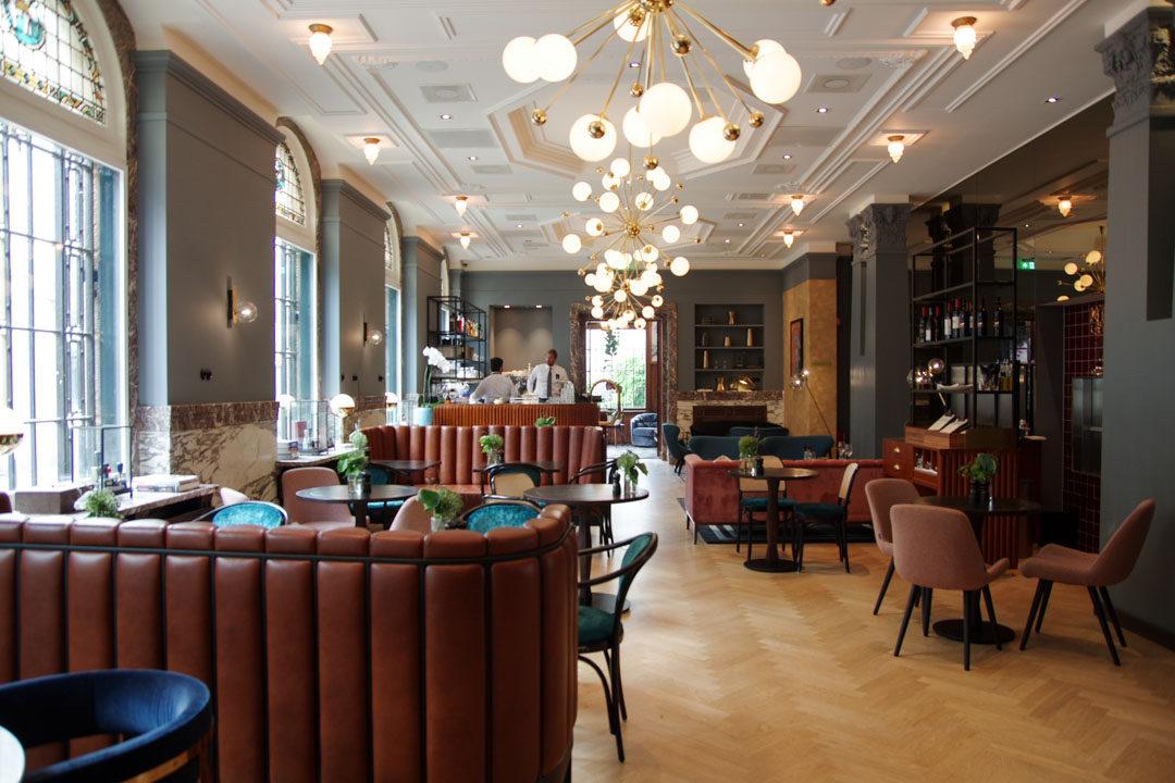 Restaurant de l'hôtel Indigo - La Haye