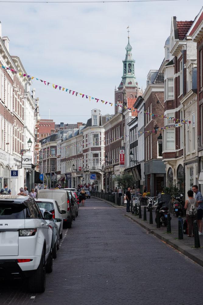Centre ville de la Haye