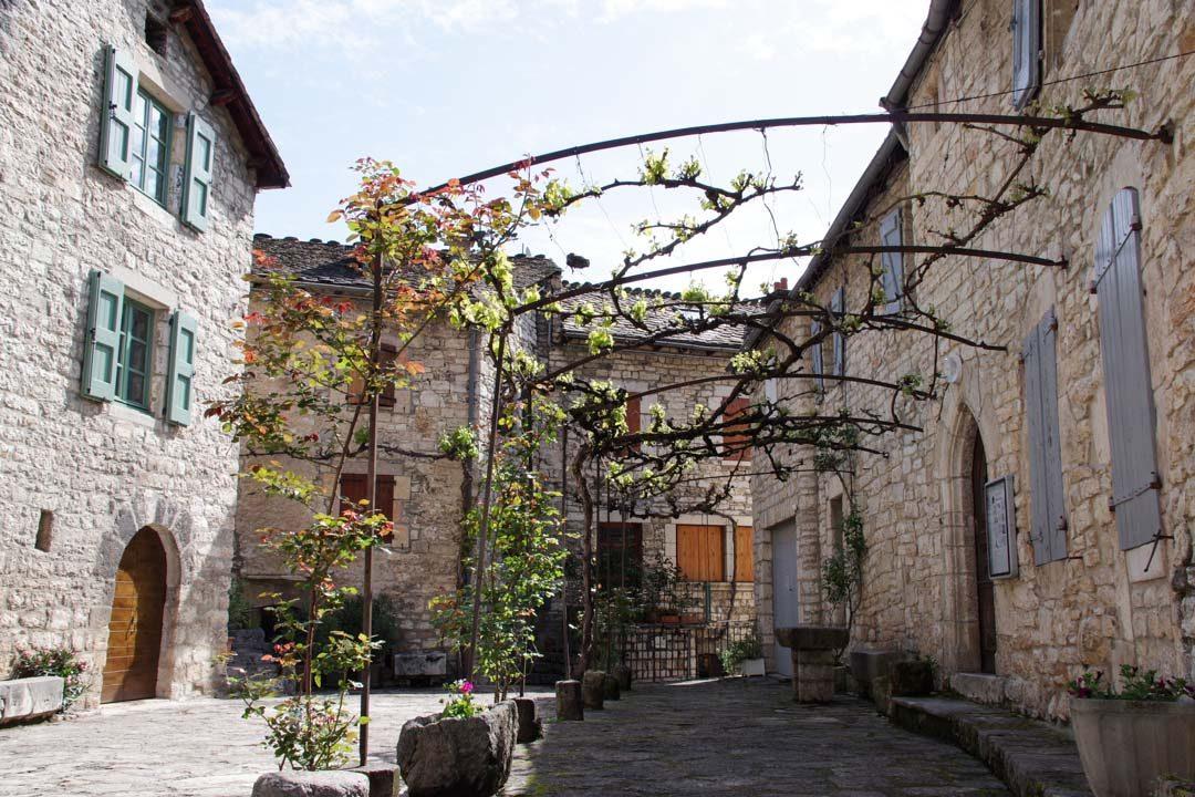 Village médiéval de Sainte Enimie