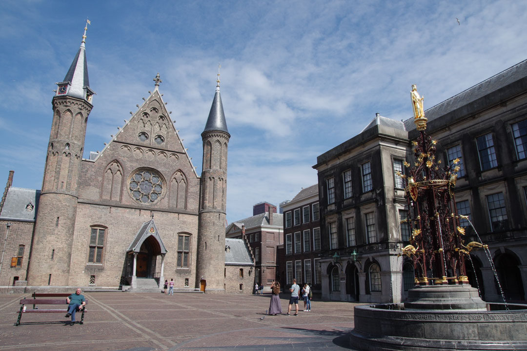 La Salle des Chevaliers du Binnenhof