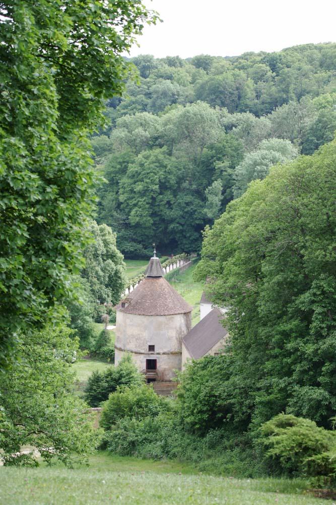 Pigeonnier - Abbaye Port Royal des Champs