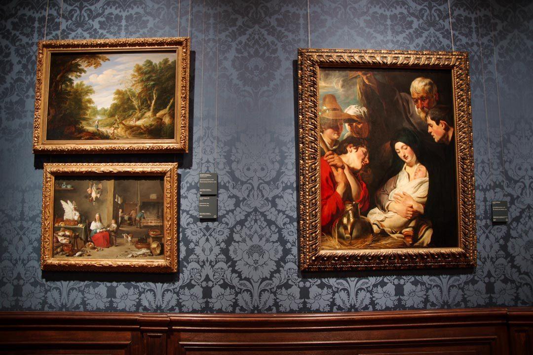 Les toiles du siècle d'or exposées au Mauritshuis à La Haye