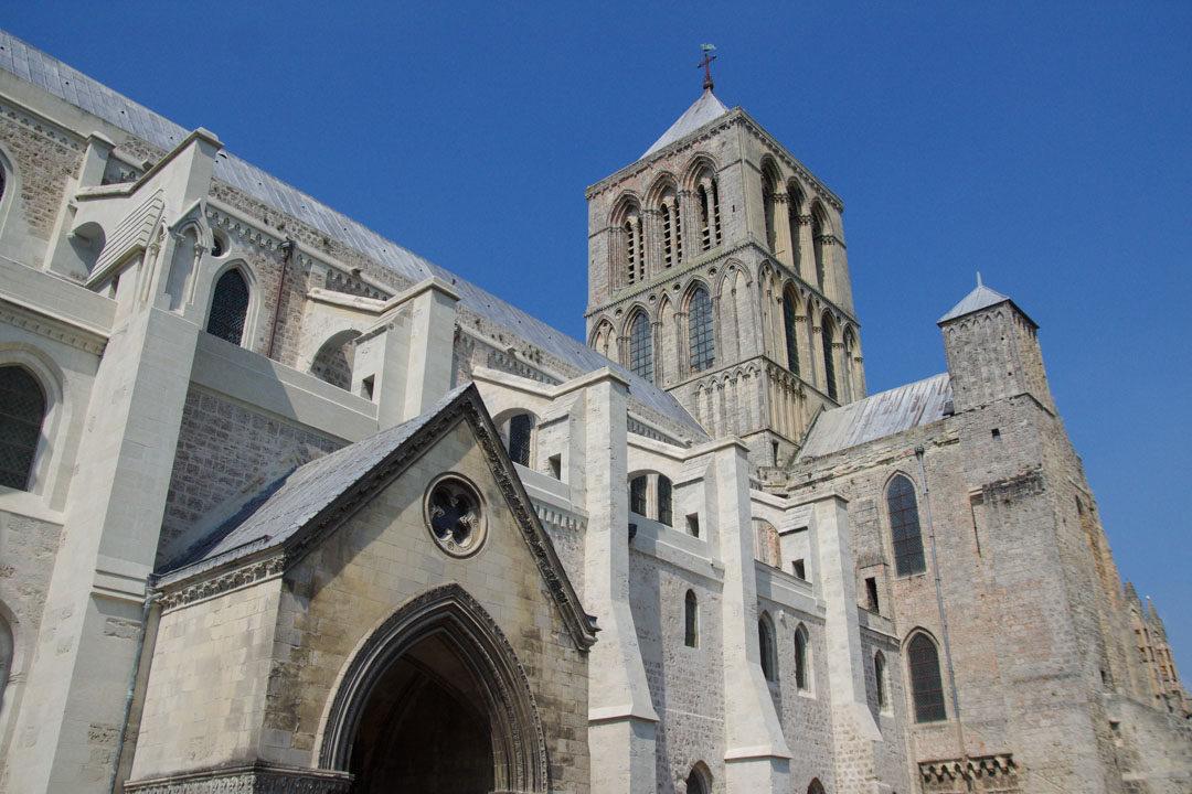 Abbatiale de la Sainte Trinité de Fécamp