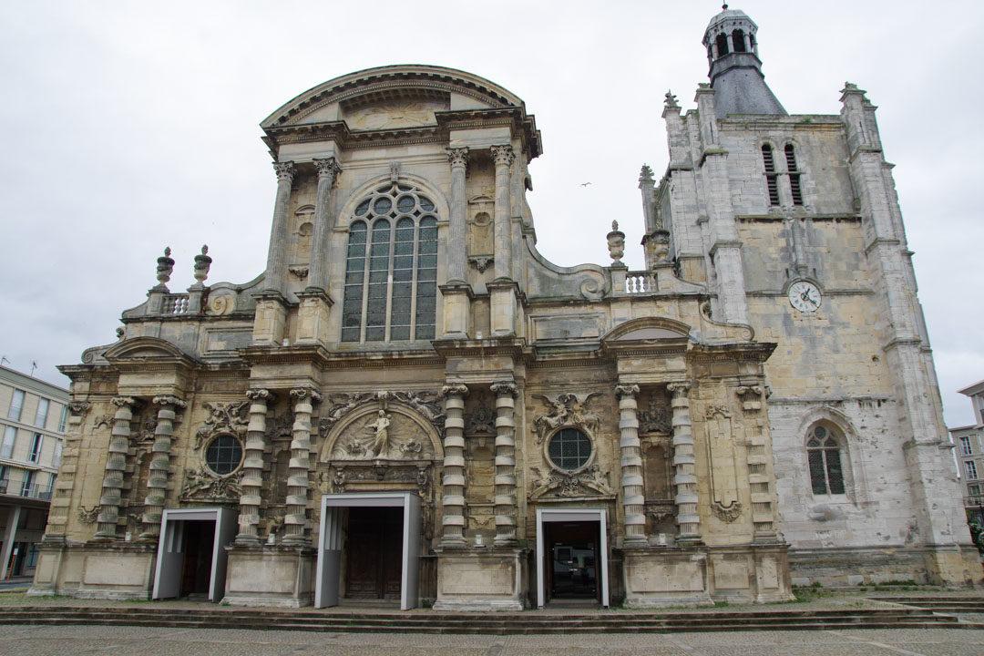 Cathedrale Notre Dame du Havre