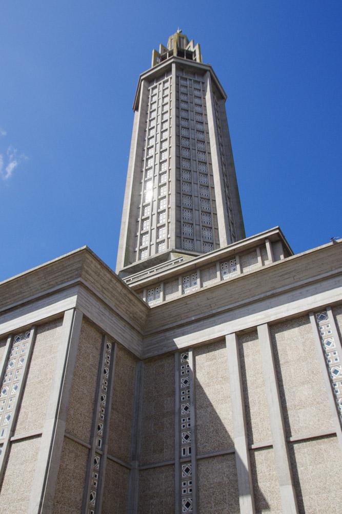 Eglise Saint Joseph au Havre