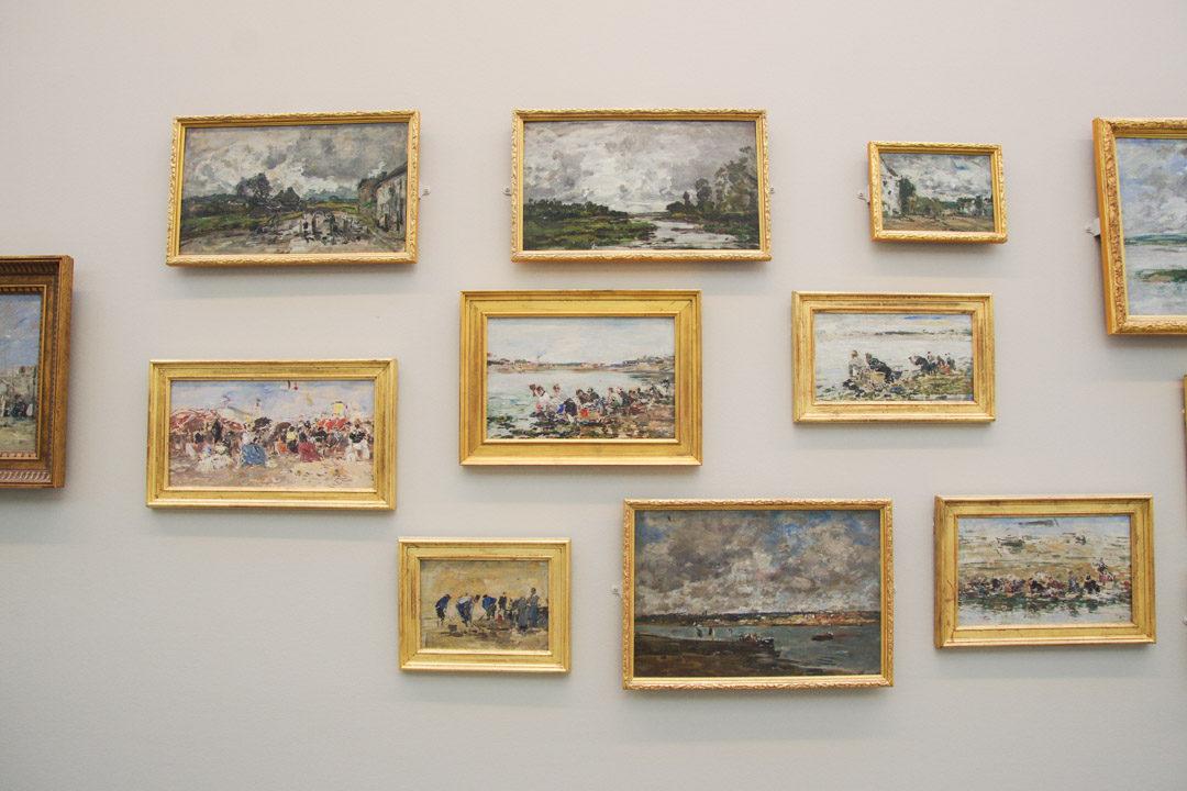 La collection Eugene Boudin au Havre