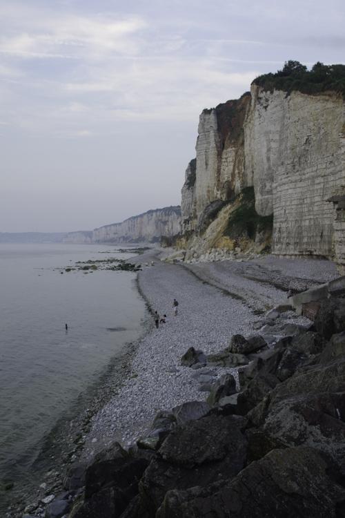 Falaise d'Yport - Côte d'Albâtre