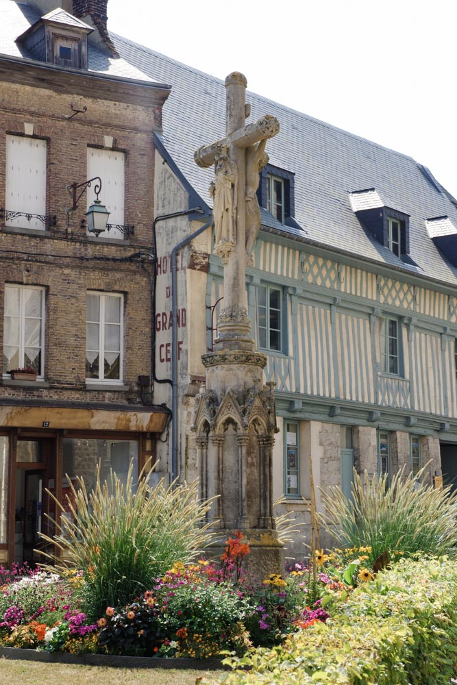 l'Hotel du Grand Cerf - Fécamp