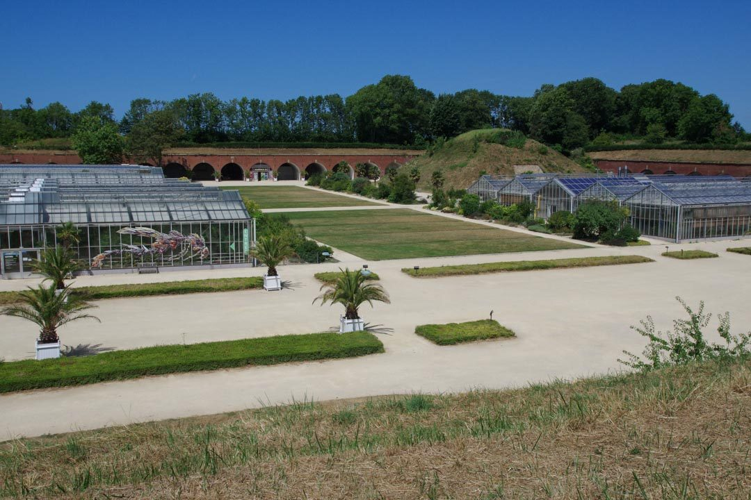 les jardins suspendus de Sainte Adresse