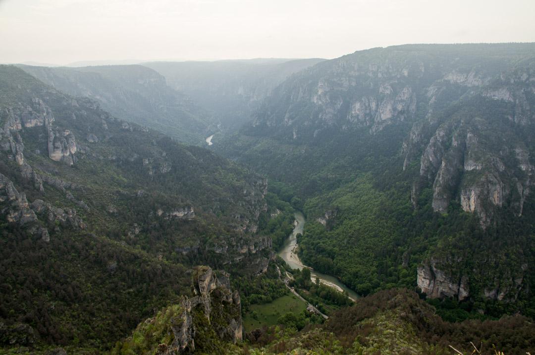 Point Sublime - Gorges du Tarn - Lozère