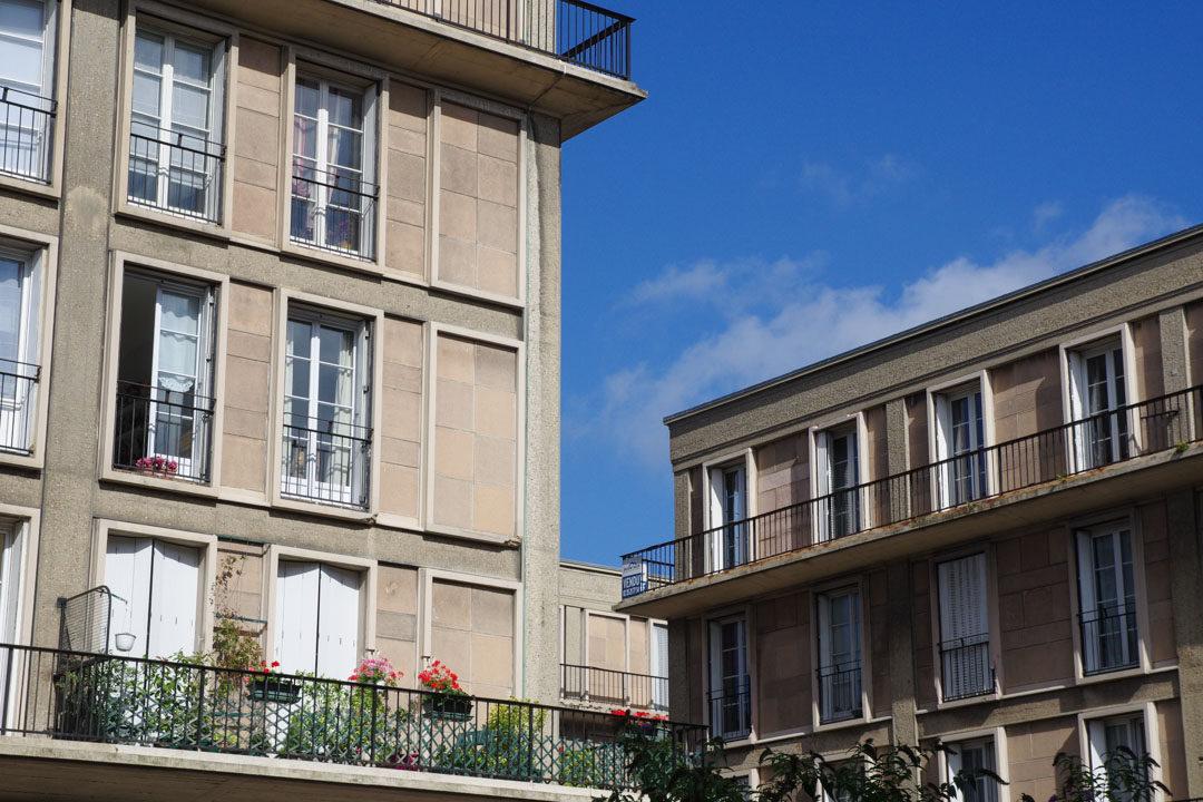 La Quartier Perret au Havre