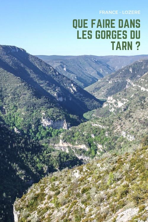Que faire dans les Gorges du Tarn ? Descente en canoé, randonnée et visite de villages de caractère