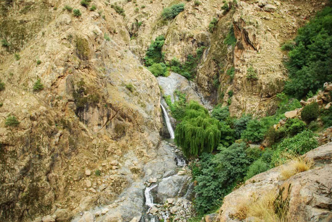 la randonnée des 7 cascades de Setti Fatma