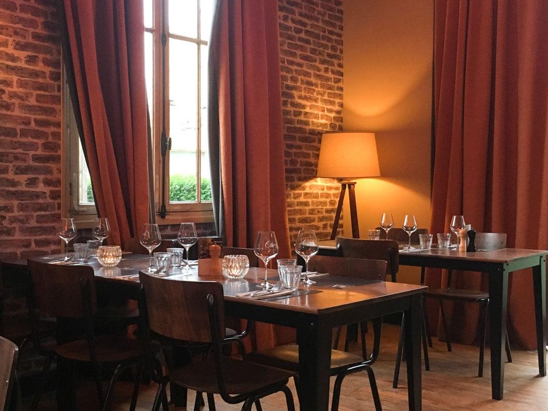 Restaurant les Enfants Sages au Havre