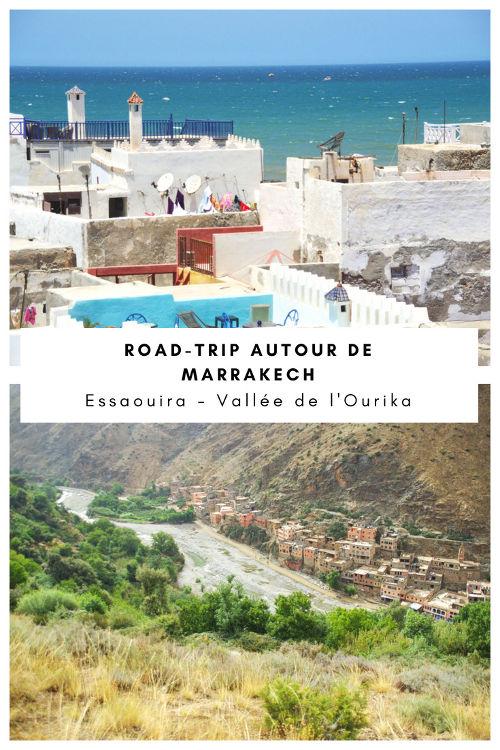 Road trip au Maroc entre Essaouira, Marrakech et la Vallée de l'Ourika