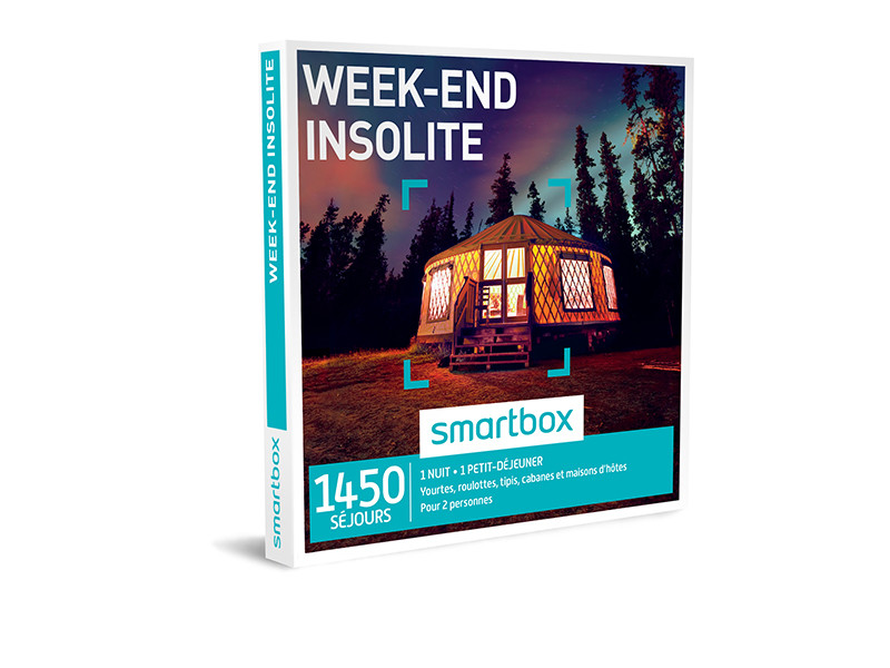 smartbox week end insolite