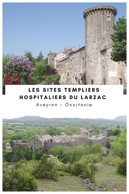 Découverte des sites templiers hospitaliers du Larzac : La Cavalerie, Sainte-Eulalie-de-Cernon et La Couvertoirade - Aveyron