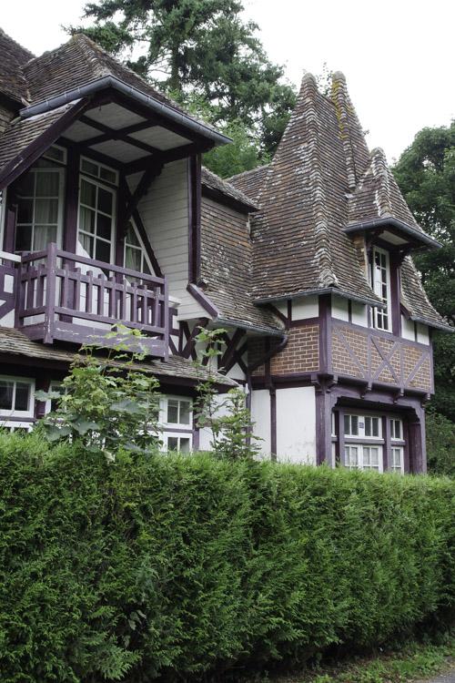 Maison de villégiature à Vattetot