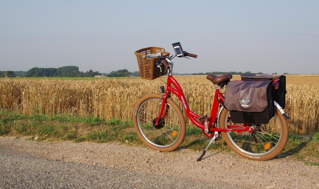 Voyager en vélo quand on y connait rien