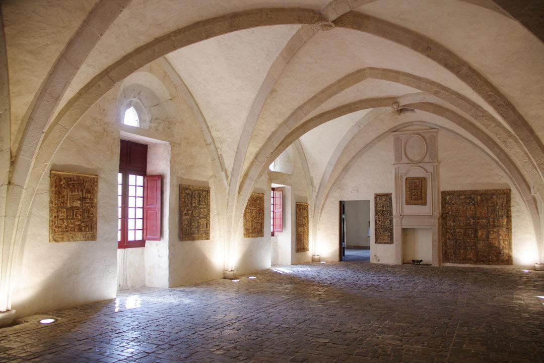 Visite de la Commanderie des Templiers de Sainte Eulalie