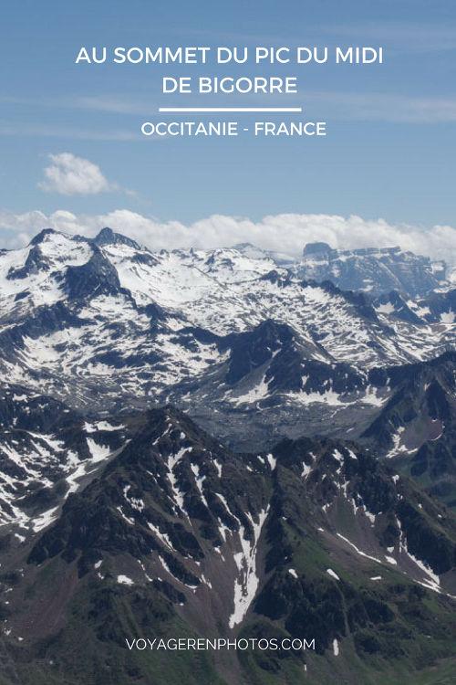Visite du Pic du Midi de Bigorre, l'un des plus beaux panoramas des Pyrénées