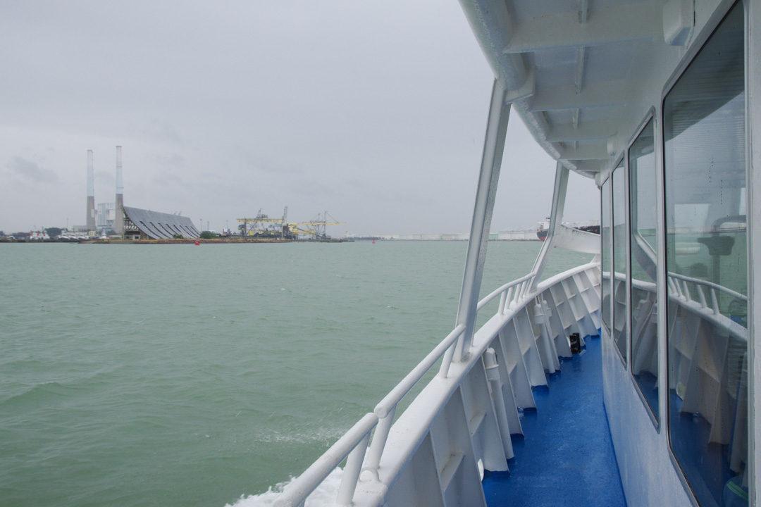 Visiter du Port du Havre en bateau