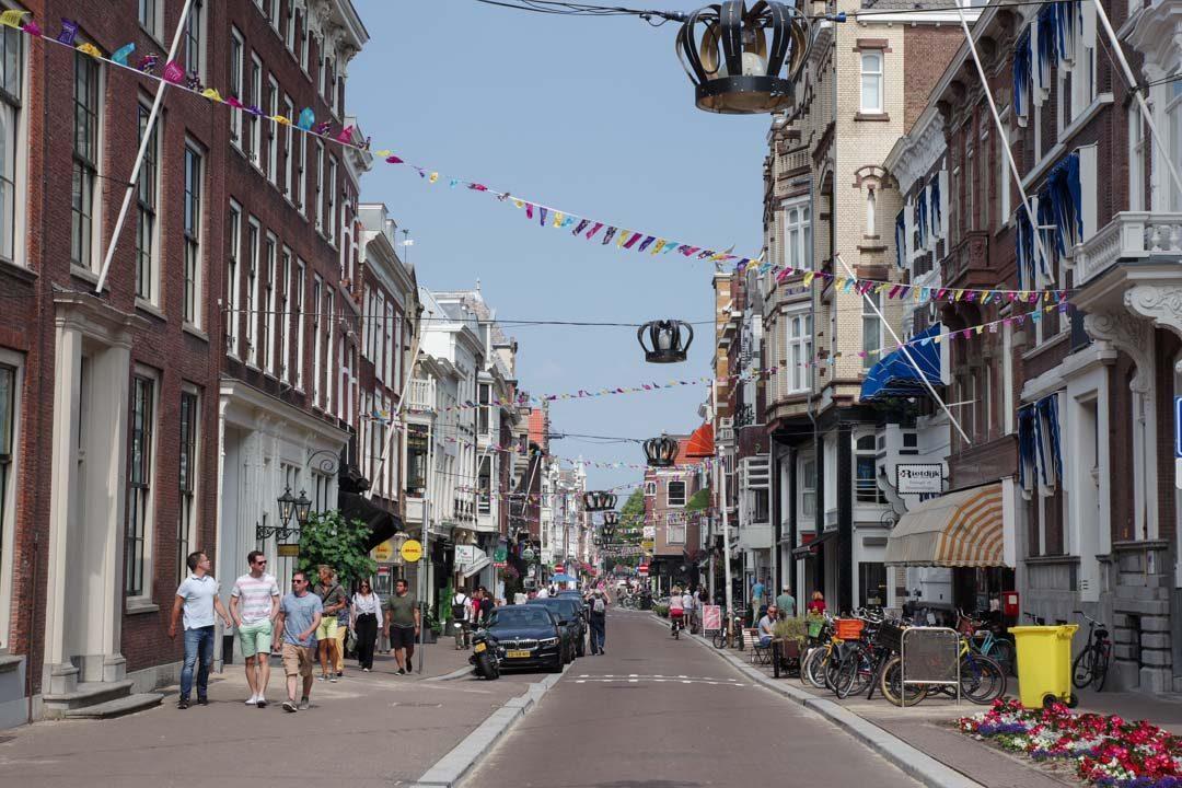 visiter la Haye