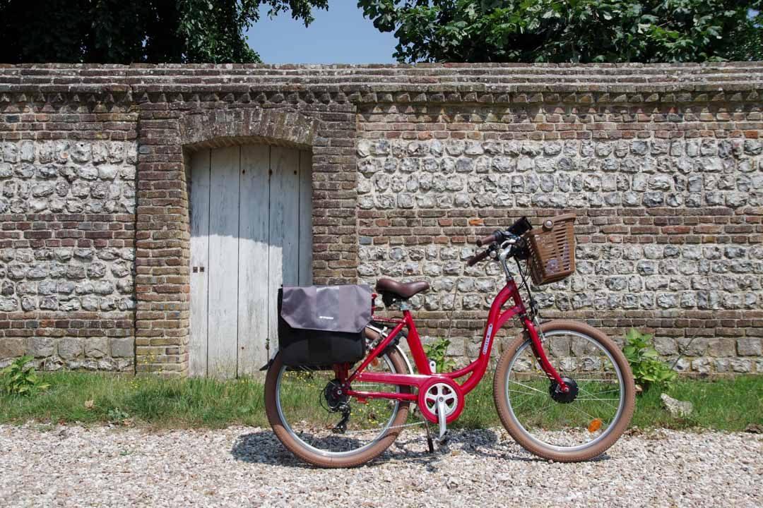 vélo électrique joué chez Coffe Bike à Fecamp