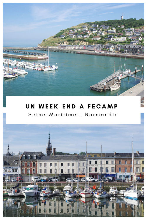 Que faire un Fécamp en un week end ? Le guide pratique pour organiser son week end à Fécamp entre sortie en mer sur la côte d'Albatre et la visite de la ville.