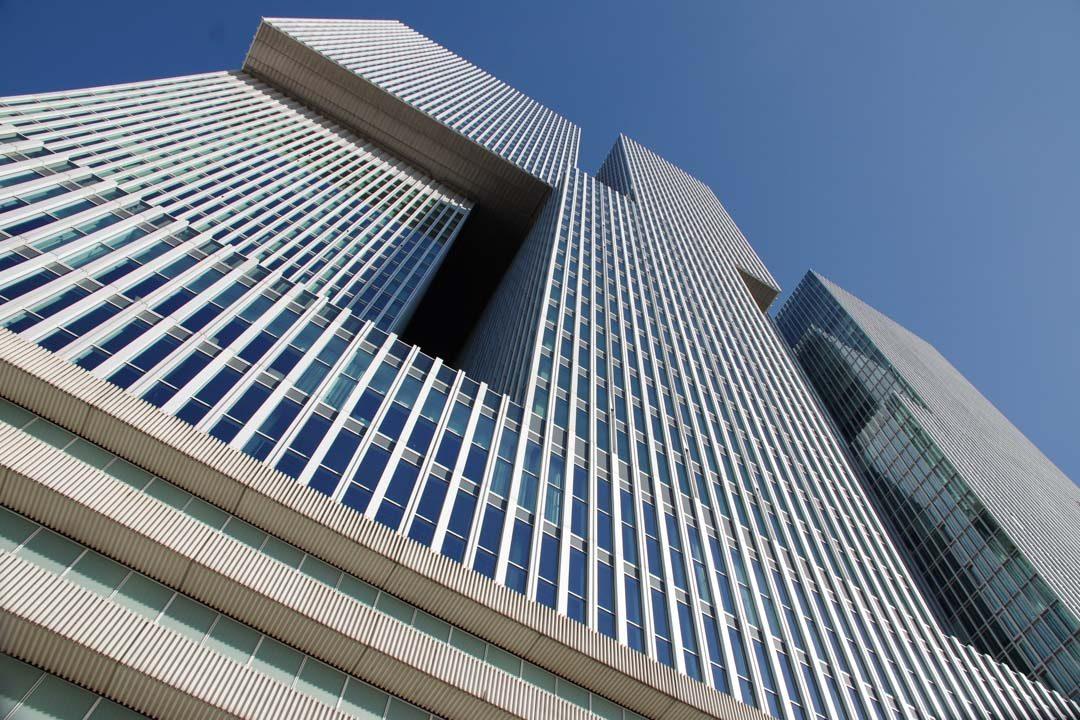 L'immeuble De Rotterdam