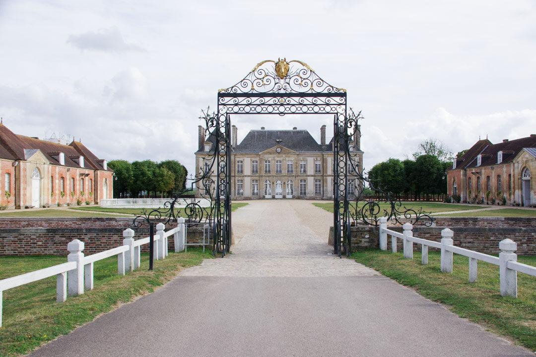 le Domaine du Haras national du Pin dans l'Orne