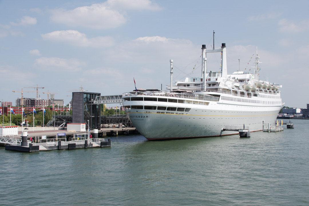 Paquebot SS Rotterdam