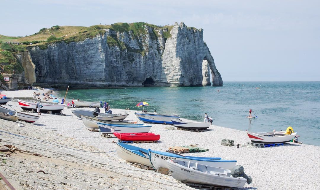 Que Faire à Etretat en un week-end ?