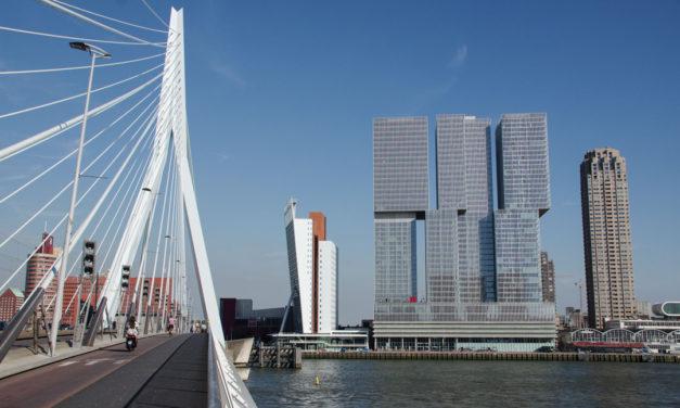 Que visiter à Rotterdam en un week-end