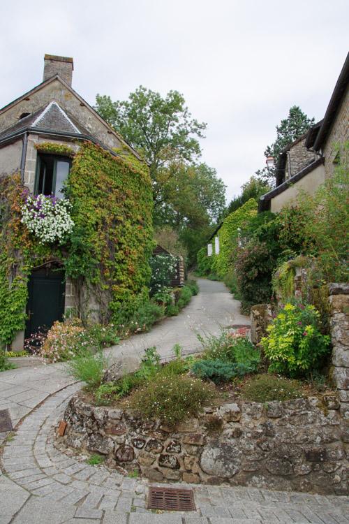 village de Saint Ceneri le Gerei
