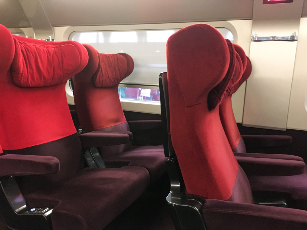 interieur train thalys classe confort